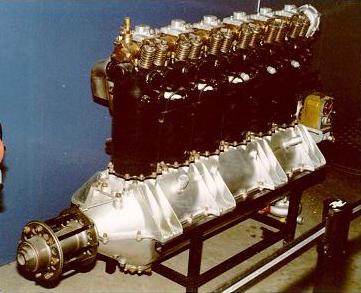 FIAT A.12 engine, credits wikimedia cc
