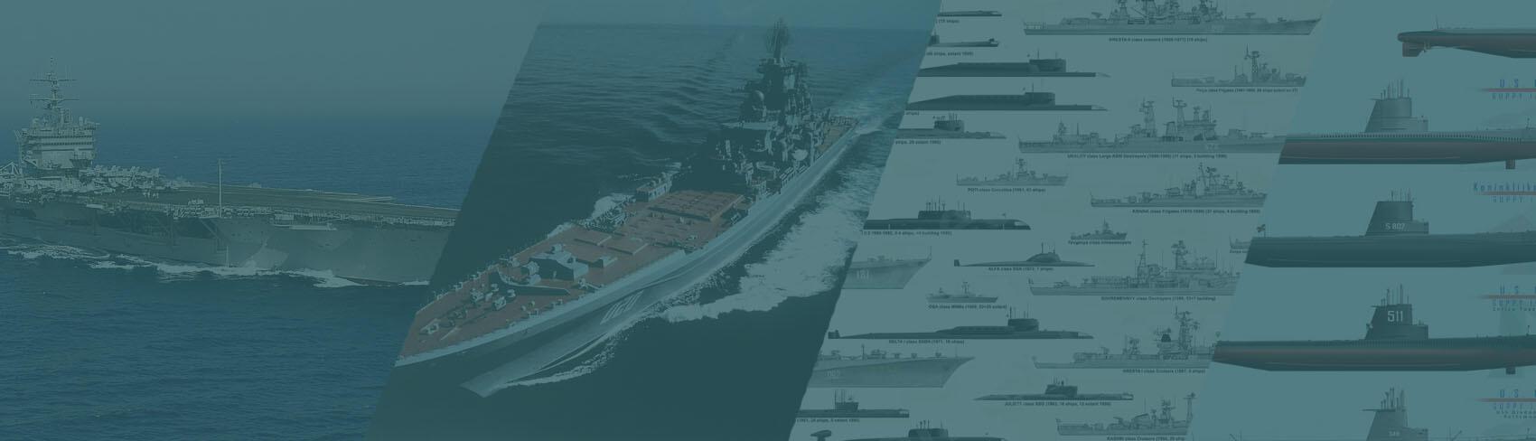 cold war ships