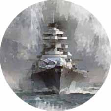 naval battles from the XIX to WW1, WW2 and cold war sea fights